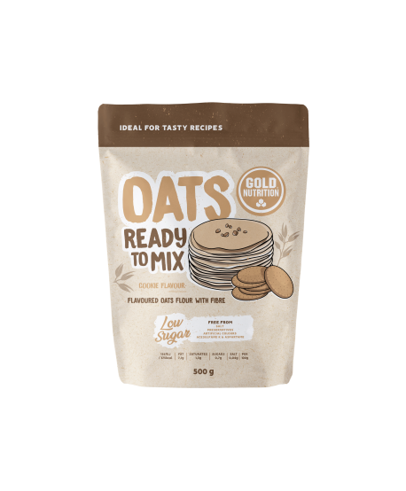 GoldNutrition Oats Ready to mix 500 g