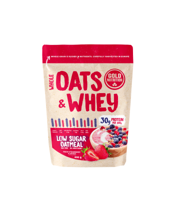 GoldNutrition Oats&Whey...