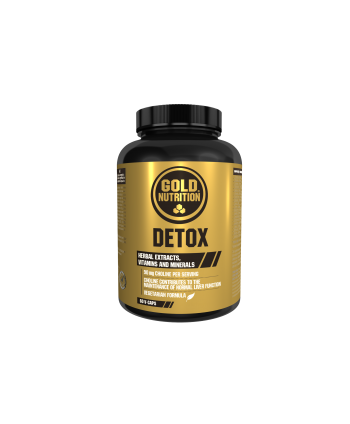 GoldNutrition Detox 60 cps