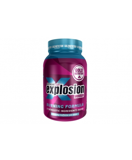 GoldNutrition Extreme Cut Explosion Woman 120cps