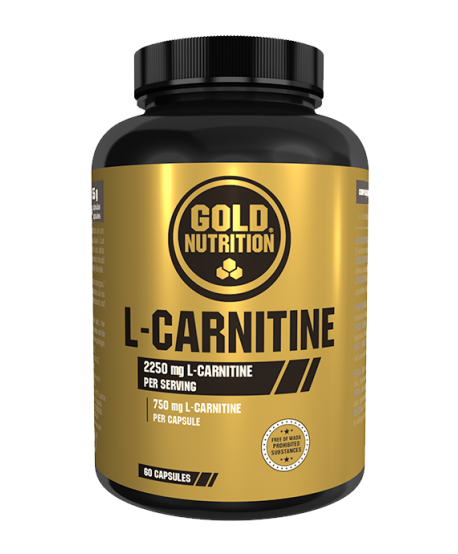 GoldNutrition L-Carnitine 750 mg 60 cps